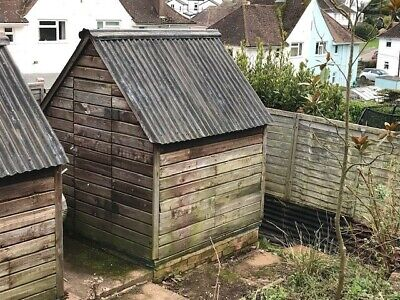 Chicken Coop - Garden Shed. Tongue & Groove Timber • 50£