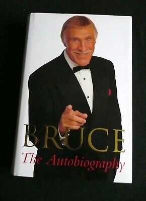 Autobiography SIGNED Sir Bruce Forsyth HB 2001 1st Edition.  • 24.95£