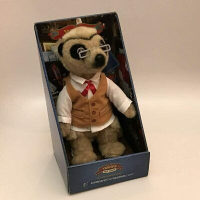 £7 • Buy Yakov Meerkat Toy In Box And With Certificate