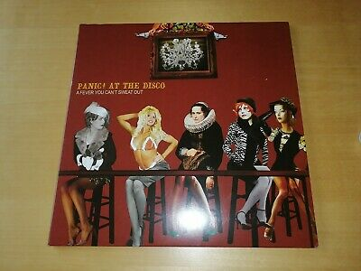 Panic At The Disco.Aerosmith.A Fever You Can't Sweat Out.Vinyl LP. MISPRESS.  • 72.50£