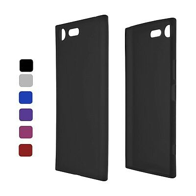 AU6.61 • Buy Case For Sony Xperia Xz Premium (Matte) Protective Cover TPU-M - Many Colours