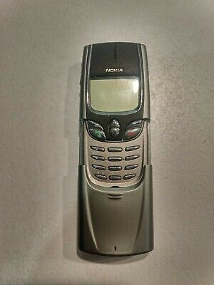 £499 • Buy Nokia 8850 Vintage (release Year 2002) 1 Owner Working Perfect Condition