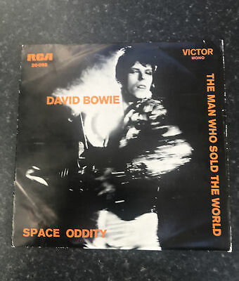 David Bowie Space Oddity Portugal Issue • 24£