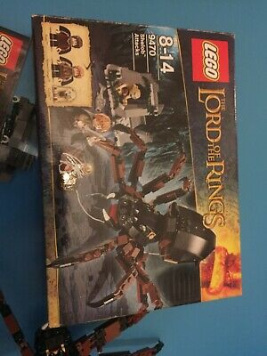 LEGO The Lord Of The Rings Shelob Attacks (9470) NO Mini Figures • 17.20£