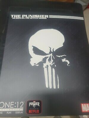 AU31 • Buy  Mezco ONE:12 The Punisher ***netflix*** **unopened***