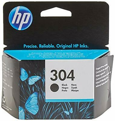 HP 304 Black Ink Cartridge Original Precise Reliable Consistent Performance New • 26.66£