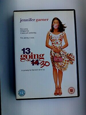 13 Going On 30 (DVD, 2004) • 2.49£