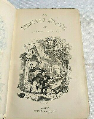 £23.27 • Buy The Pickwick Papers Dickens, Charles Published By Chapman & Hall, London, 1892