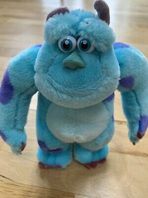 Disney Pixar Monsters Inc Scully Plush Soft Toys 9inch • 5£