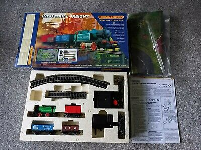 Hornby Industrial Freight Electric Train Set • 24£