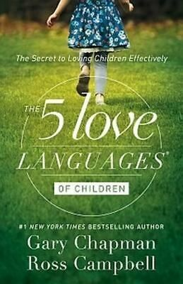 AU24.25 • Buy NEW The 5 Love Languages Of Children By Gary & Campbell, Ross Chapman Paperback
