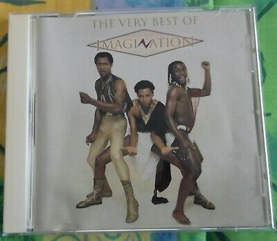 The Very Best Of Imagination CD • 3£