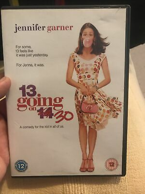 13 Going On 30 Dvd • 0.75£