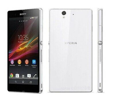$ CDN20.98 • Buy Original Unlocked Sony Xperia Z C6603 White  5.0  16GB 3G 4G Wifi Smartphone