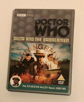 Doctor Who - Delta And The Bannermen (DVD, 2009) • 4.99£