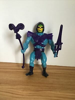 $30 • Buy 1981 He-man Masters Of The Universe Skeletor Action Figure Complete