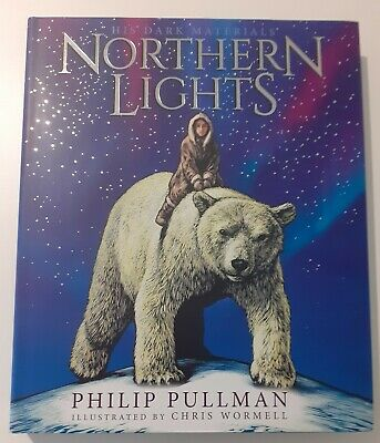 Signed (Bookplate) Philip Pullman 'Northern Lights' Illustrated 2020 Ed HB Book • 45£