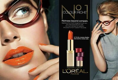 £5.86 • Buy L'Oreal Colour Riche Lipstick ~ Choose From Over 30 Shades ~ Original Formula
