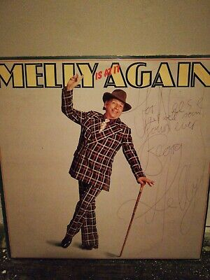 George Melly Lp (signed) • 15£