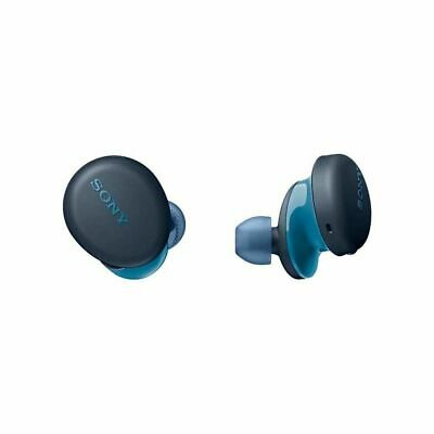 AU154 • Buy Sony WF-XB700 Truly Wireless In-Ear Extra Bass Headphones (Blue) * AU STOCK *