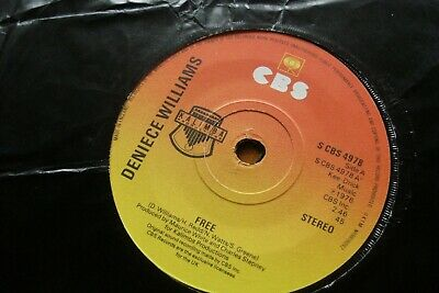 AU4.99 • Buy DENIECE WILLIAMS 1978 FREE45 Rpm SINGLE 7  VINYL  R ECORD