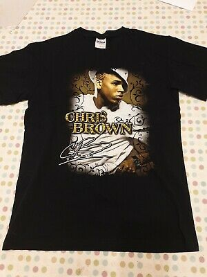 Chris Brown Size Small T-Shirt • 0.99£