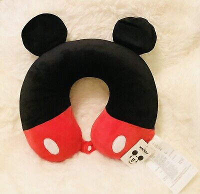 $ CDN47.77 • Buy Disney X Miniso Mickey Mouse Collection Travel Neck Pillow Set Limited Edition