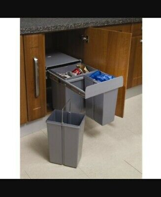 May Deliver. Good Clean Built  In Kitchen Bin In Southeast London  • 36£
