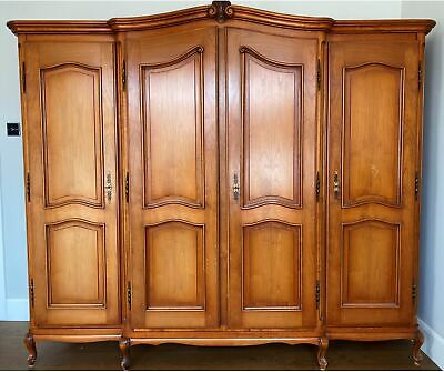 Stunning French Style Armoire Wardrobe • 699£