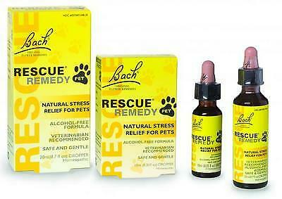 BACH Rescue Remedy Pet 20ml • 18.67£