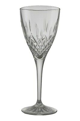Royal DOULTON Crystal - EARLSWOOD Cut - Wine Glass / Glasses - 8 1/8  • 19.99£