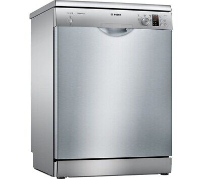 View Details BOSCH Serie 2 SMS25EI00G Full-size Dishwasher - Silver Cuttlery Tray HW174400 • 349.00£