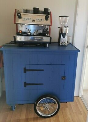 La Pavoni PubV2 Espresso Machine Fully Plumbed And Wired Coffee Stand • 1,600£