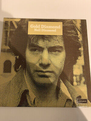 Neil Diamond - Gold Diamond Vinyl LP • 2.99£