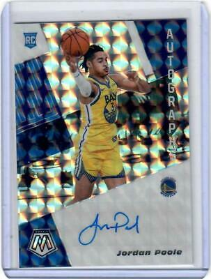 $ CDN1.26 • Buy (1) JORDAN POOLE 2019-20 Panini Mosaic Rookie AUTOGRAPH Auto Warriors