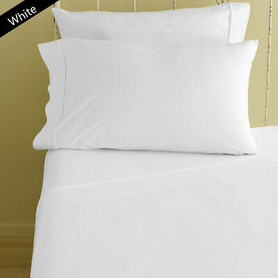 1000 Thread Count Egyptian Cotton Duvet Cover Set UK Sizes Color White Solid • 65.99£