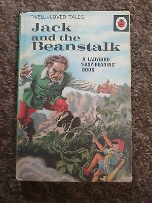 Ladybird Book JACK AND THE BEANSTALK Well Loved Tales 606D Eric Winter Vera Sout • 7.99£