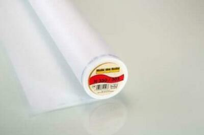 £1.60 • Buy Firm/Heavy Weight Fusible Interfacing White: Vilene H250/305 Iron On Non-woven