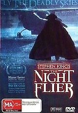 AU9.85 • Buy The Night Flier - Stephen King -  New Dvd Free Local Post