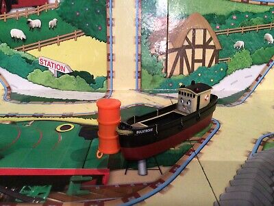 £16.75 • Buy Thomas The Tank Engine Take And Play Train The Rare Bulstrode The Barge