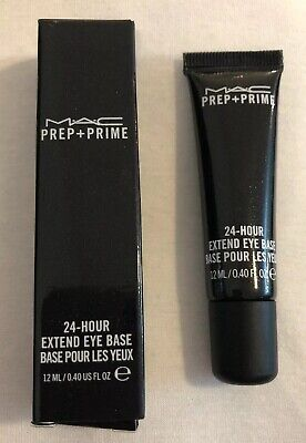 MAC Prep + Prime~24-Hour Extend Eye Base~ Eyeshadow Primer BNIB GLOBAL SHIP • 26.54£
