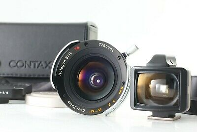 $ CDN1514.99 • Buy [TOP MINT] Contax Hologon 16mm F/8 For G1 G2 Mount Case From Japan #OS22