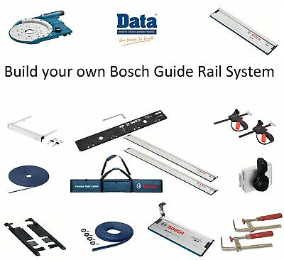 £74.95 • Buy Bosch FSN Guide Rail Accessories - Build Your Own System