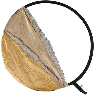 Lastolite Bottletop Collapsible Reflector Cover  48  1.2m Gold/White • 9.99£