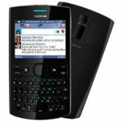 £39.99 • Buy Cheap Nokia Asha 205.1 Qwerty Mobile Phone-unlocked With New Chargar & Warranty