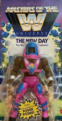 $28.95 • Buy WWE Masters Of The Universe  The New Day  Action Figure