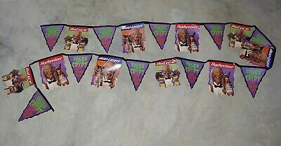 $ CDN88.06 • Buy Vintage Tales From The Crypt Budweiser Banner String Pennant 1995 Sign Display
