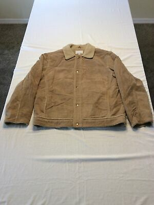 $49.90 • Buy Wilsons Leather M. Julian Size Adult L Mens Suede Leather Jacket