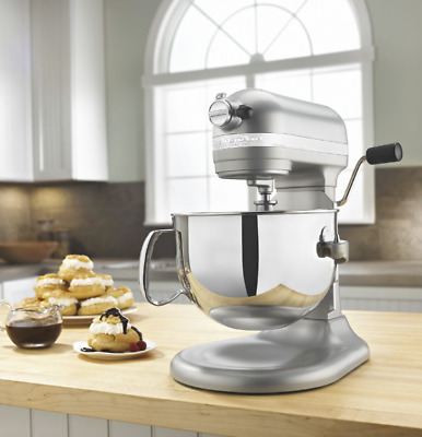 $ CDN583.59 • Buy KitchenAid  6 QT Pro 600 Large Capacity Stand Mixer Contour Silver Refurbished