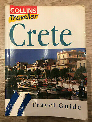 Collins Traveller: Crete, Travel Guide, Paperback • 2.99£